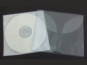 付属品もまとめて保管 「音楽CDコンパクト収納ソフトケース」 CD・DVDケース ビニル製品 オーダーメイド オリジナル ビニール工房 株式会社三共 岐阜県岐阜市 OEM PB