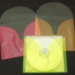 CDソフトケース PVC オリジナル 特注