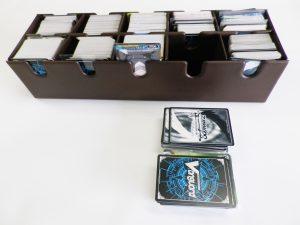 トレーディングカード用ケースのオーダーメイド