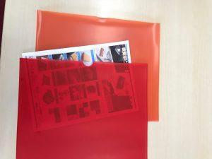カラークリアファイル かわいい おしゃれ  おすすめ 収納 a4 a3 a5 透明 とは 印刷 製作 制作 作成 OEM PB ビニル製品 オーダーメイド オリジナル ビニール工房 株式会社三共 岐阜県岐阜市 OEM PB