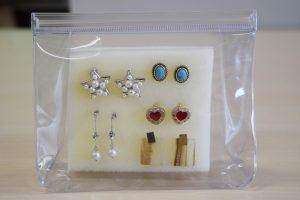 ビニシール袋(貴金属、宝石保管用)